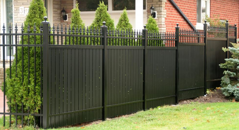 Aluminum Privacy Fence